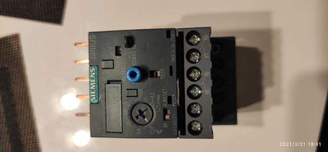 Przekaźnik przeciążeniowy 1 NO, 1 NC 1 szt. Siemens 3RB3016-1NB0