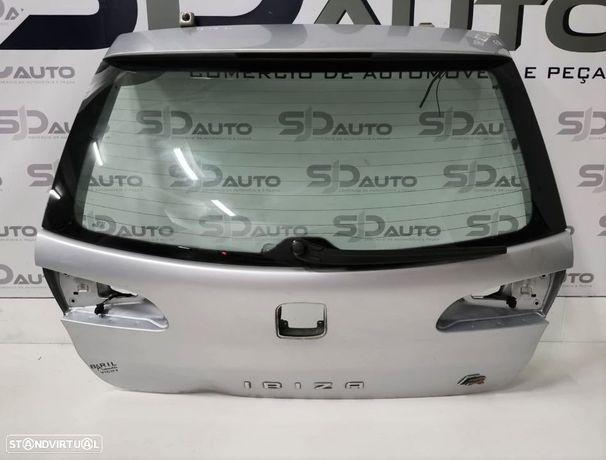 Tampa da Mala - Seat Ibiza 6L FR