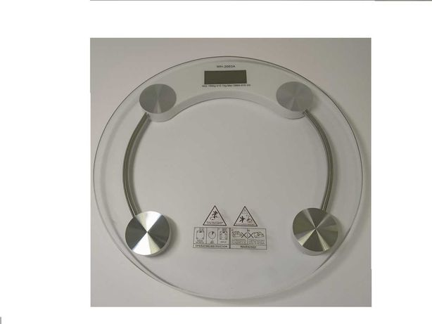 Весы электронные стеклянные напольные Personal Scale