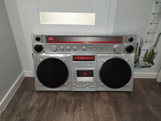 Duże radio magnetofon atrapa Cropp