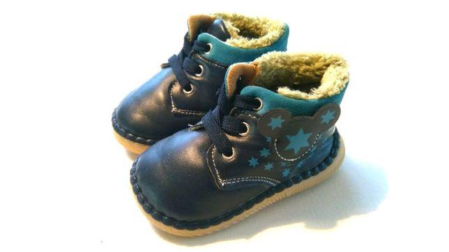 Buty dla chłopca długość wkladki 11cm