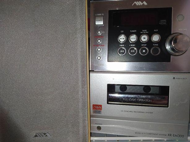 Продам музыкальный центр AIWA XR-EM300