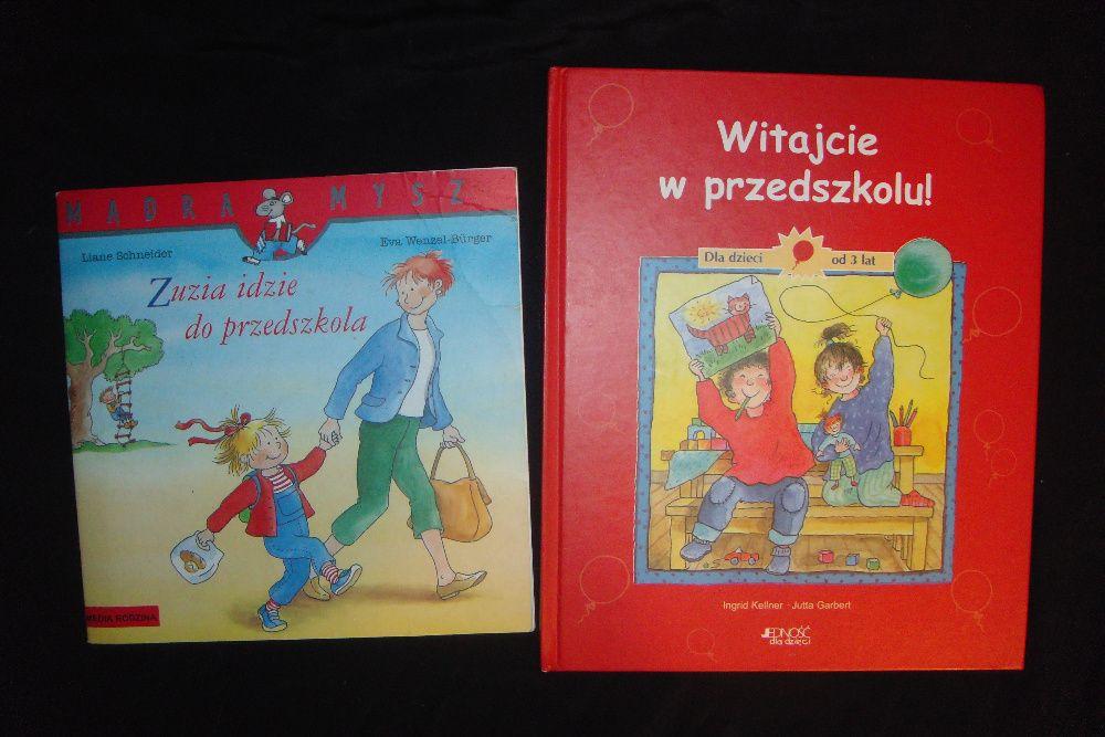 Książeczki da dzieci Witajcie w przedszkolu Zuzia idzie do przedszkola Poznań - image 1