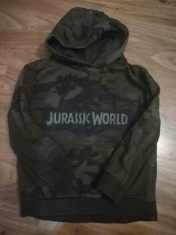 Bluza dla chłopca 110 Jurassic World