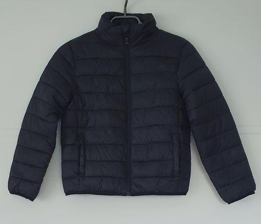 Primark przejściowa pikowana kurtka dla chłopca r.134