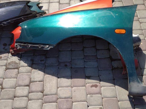 Крыло vw caddy 2