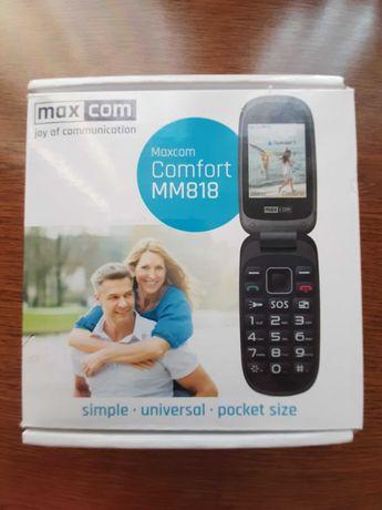 Telefon Maxcom Comfort MM818
