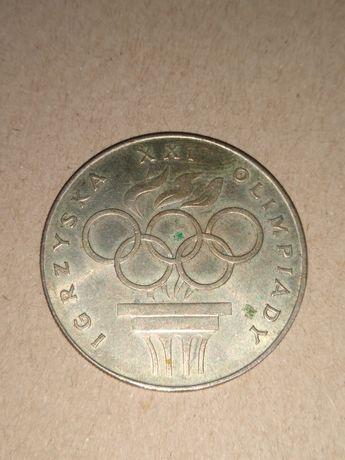 200 zł Olimpiada 1976 srebro