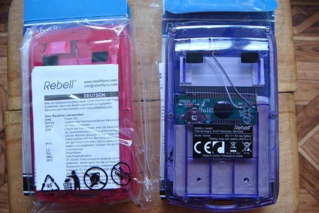 Калькулятор Rebell 8 знаков солнечная батарея