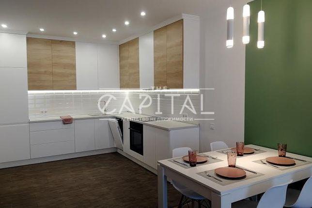 Продажа 2-х комнатной квартиры (80,9 м2) в ЖК Славутич (Заречная 4)
