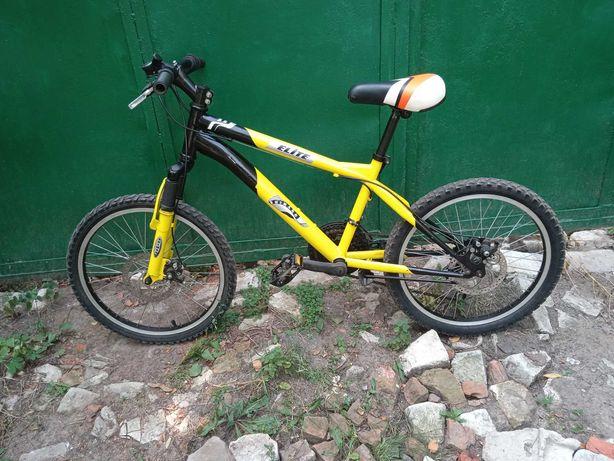 """Велосипед горный подростковый колесо на 20"""" рама 13"""""""
