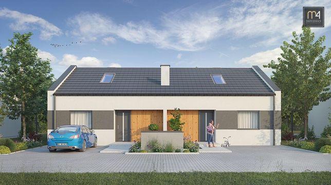 Nowe domy z fotowoltaiką