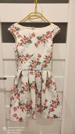 Sukienka 34 piankowa