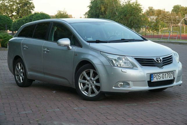 Toyota Avensis 2.2 Dcat 2010r.