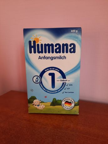 Смесь Humana 1 (Хумана)  600г