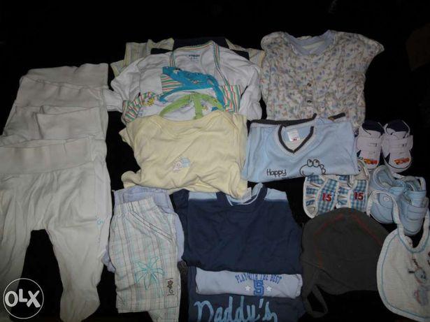 Pack de roupa de Bébé