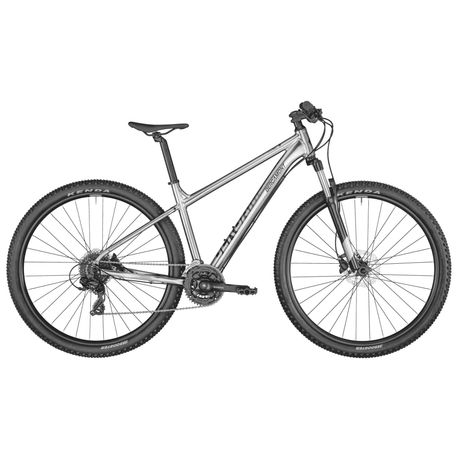 Велосипед Bergamont Revox 3 (2021) Silver, колеса 29