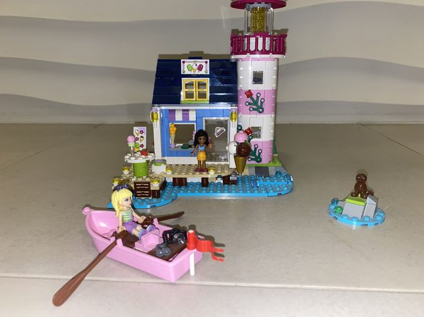 Lego Friends Latrania Morska