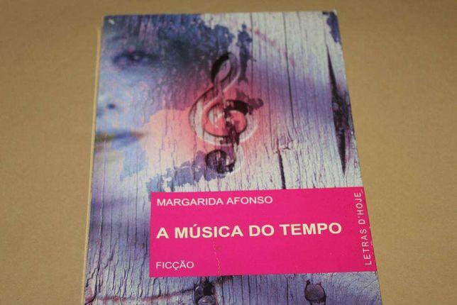 A Música do Tempo de Margarida Afonso
