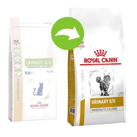 Karma dla kota Royal Canin Urinary Moderate Calorie 3,5 kg OKAZJA !!!