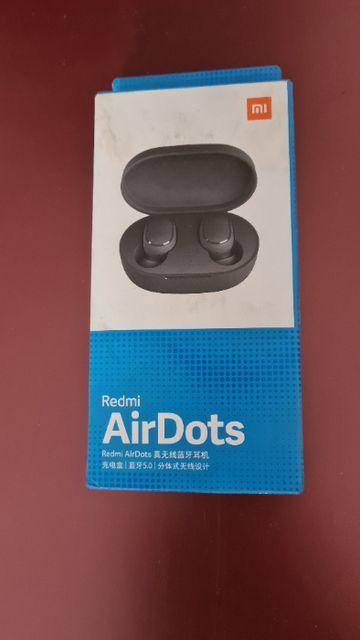 Słuchawki XIAOMI Redmi AirDots Czarny