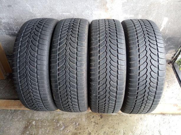 Opony zimowe Bridgestone 235/65/17 komplet 6,5mm
