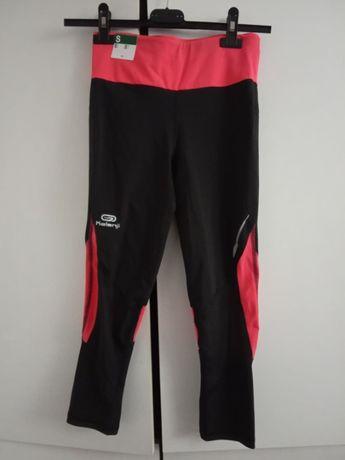 Nowe legginsy Kalenji, r. S