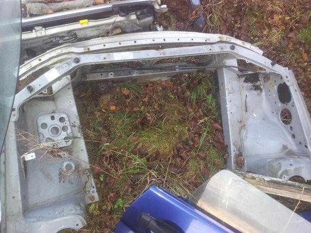 Subaru Legacy grill zderzak wzmocnienie chłodnice 99 02