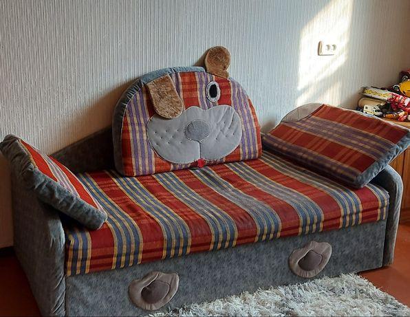 """Срочно продам диван """"Малютка 2в1"""""""