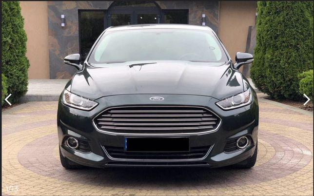 Ford Fusion 2.5 USA
