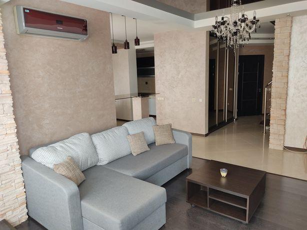 Сдам двухуровневую трёхкомнатную квартиру в Вишневом