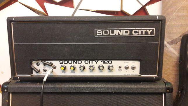 Sound City 120 Mark IV custom build  Head wzmacniacz