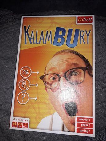 Gra Kalambury Nowa bez folii