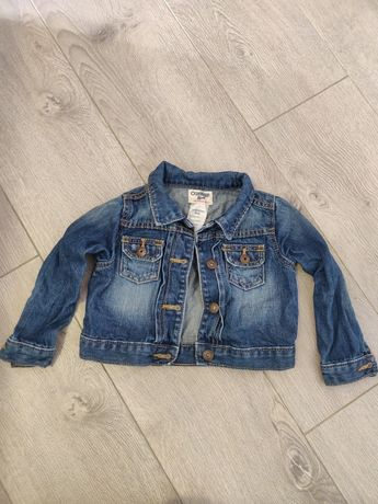 Джинсовая куртка OshKosh 24m