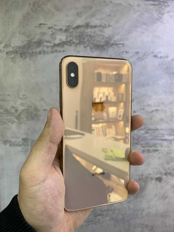 iPhone XS Max 512Gb  Gold Neverlock!