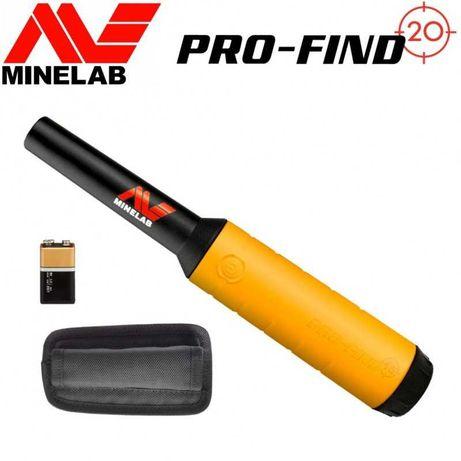 Detector de metal - Pinpointer Minelab PRO-FIND 20