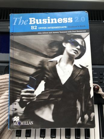 Podręcznik do angielskiego the business 2.0