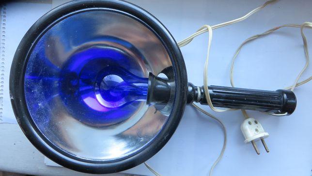 Рефлектор Минина Синяя лампа
