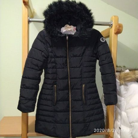 Зимнее пальто Next р.140