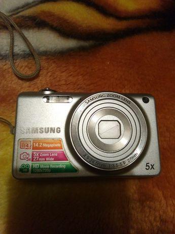 Máquina fotográfica digital (visor partido)