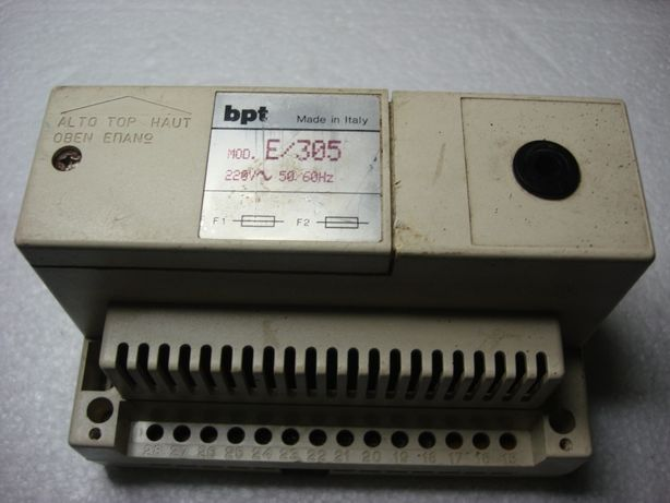 alimentador BPT E 305