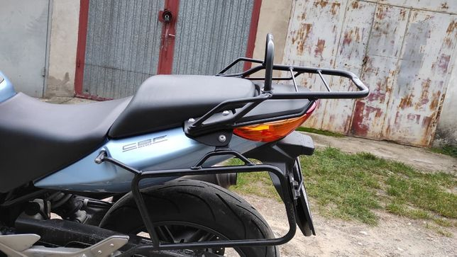 Hepco & Becker - Stelaż kufrów Honda CBF 600 - Rocznik 03-06 r,