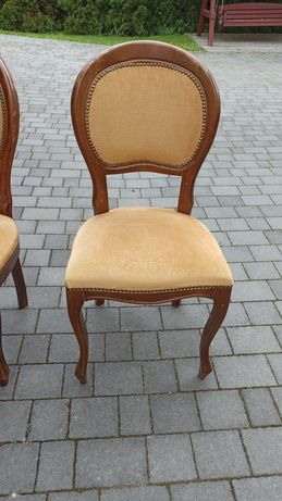 Krzesła stylizowane