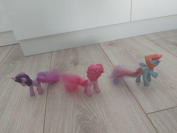 Sprzedam 3 kucyki My Little Pony