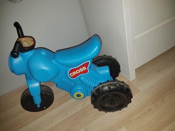 Motor dla maluszka