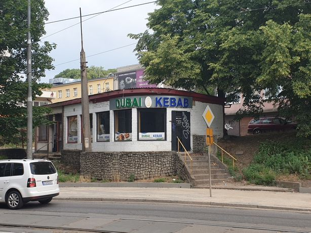 Odstąpię lokal gastronomiczny kebab ul.Franciszka Ksawerego Druckiego-