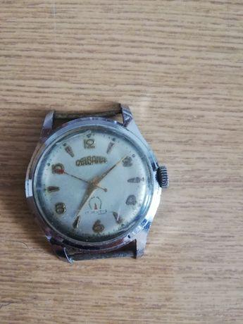 Zegarek stary szwajcarski Delbana 17 części kolekcjonerski 114274 PRL