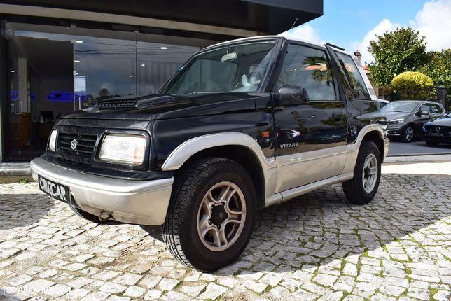 Suzuki Vitara 1.9 TD CABRIO