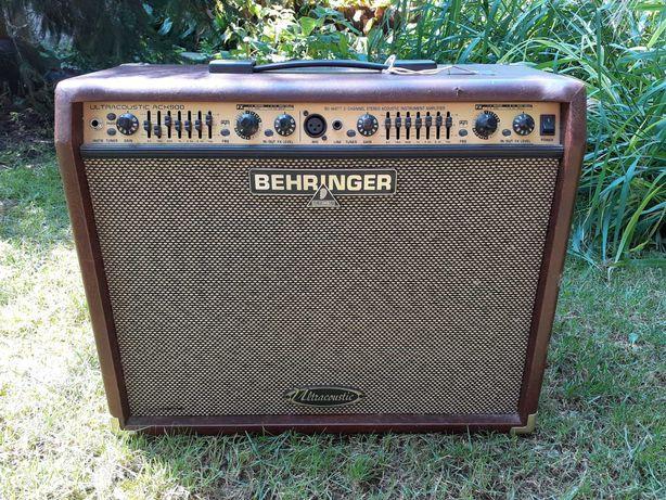 Комбоусилитель комбик инструментальный Behringer Ultracoustic ACX900
