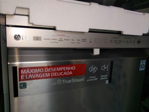 Máquina de lavar louça LG, nunca usada, WiFi...